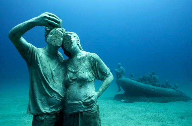 Prvi podvodni muzej u Evropi